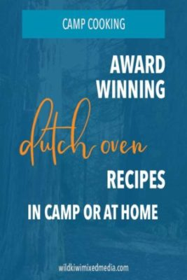 Pinterest pin award winning dutch oven recipes