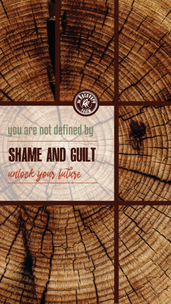 shame and guilt don't define you