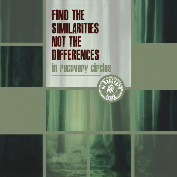 Find similarities not differences feature