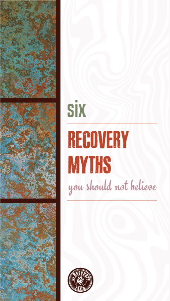 6 recovery myths pin