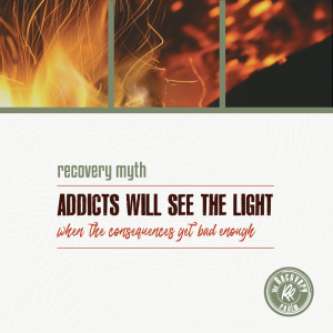 addicts will see the light