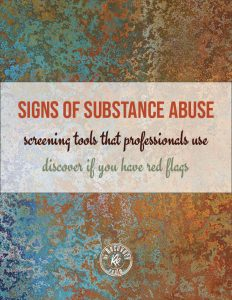 signs of substance abuse cover image