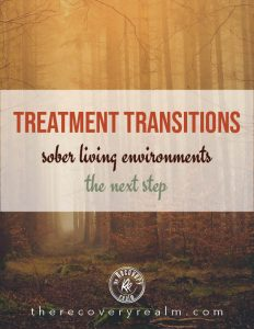 treatment transitions cover image