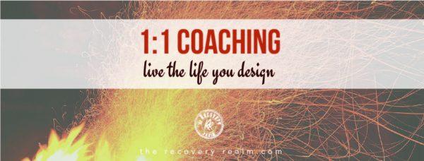 1:1 coaching header