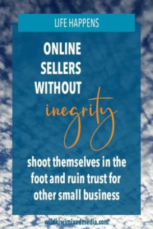 pinterest pin online sellers without integrity